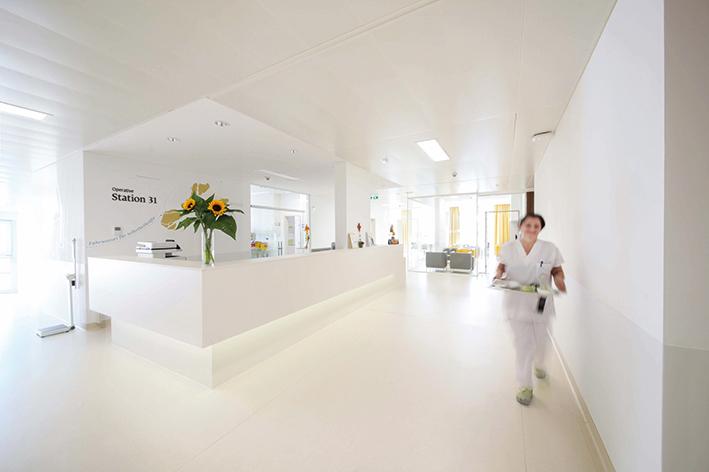 St. Josef Krankenhaus Stützpunkt, Foto: NIMCU