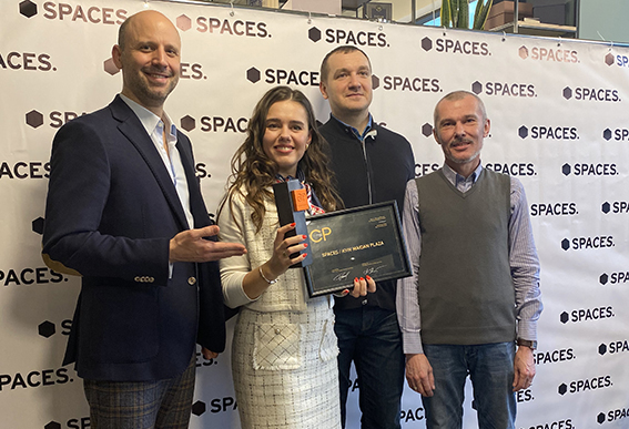 Spaces_Coworking of the year_DELTA