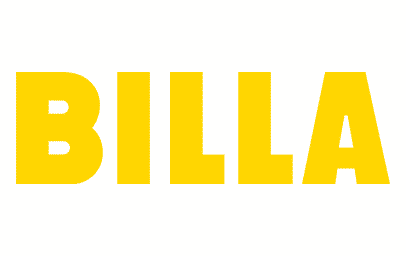 Billa Logo - Referenz DELTA