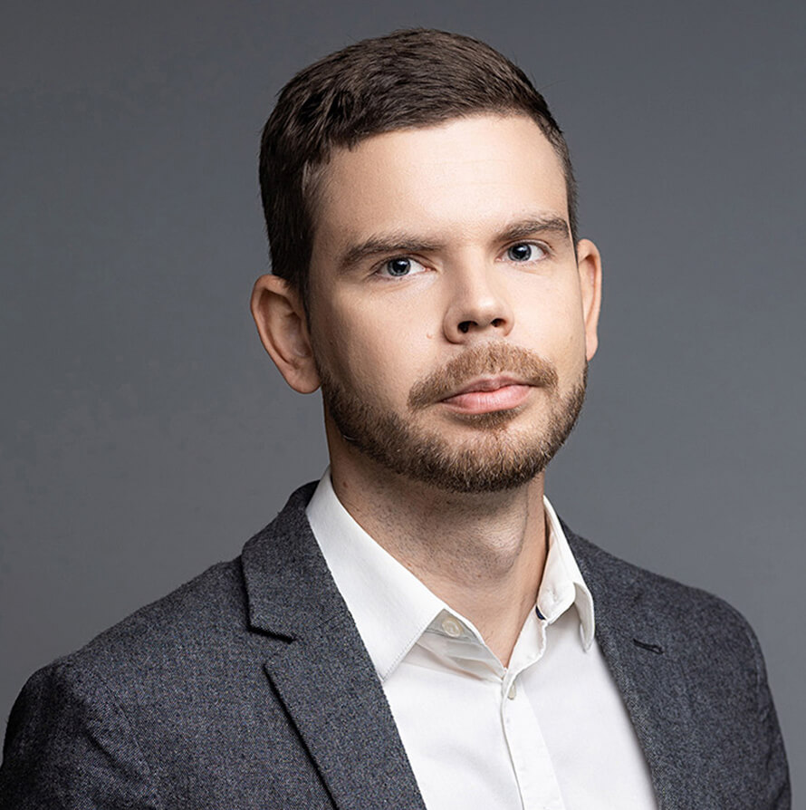 Dmytro Omelchuk, Business Development, DELTA Ukraine