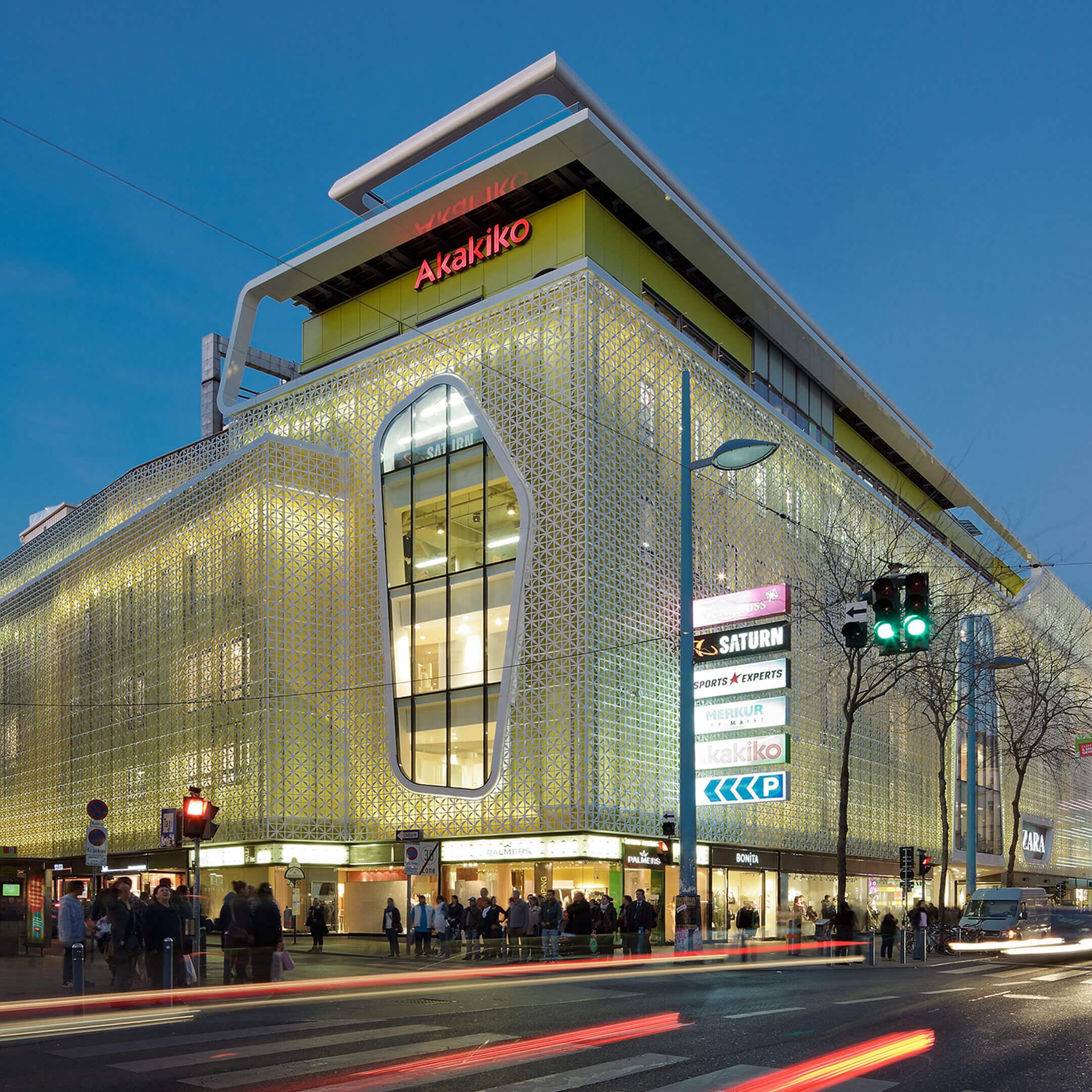 Gerngroß Shopping Center Wien
