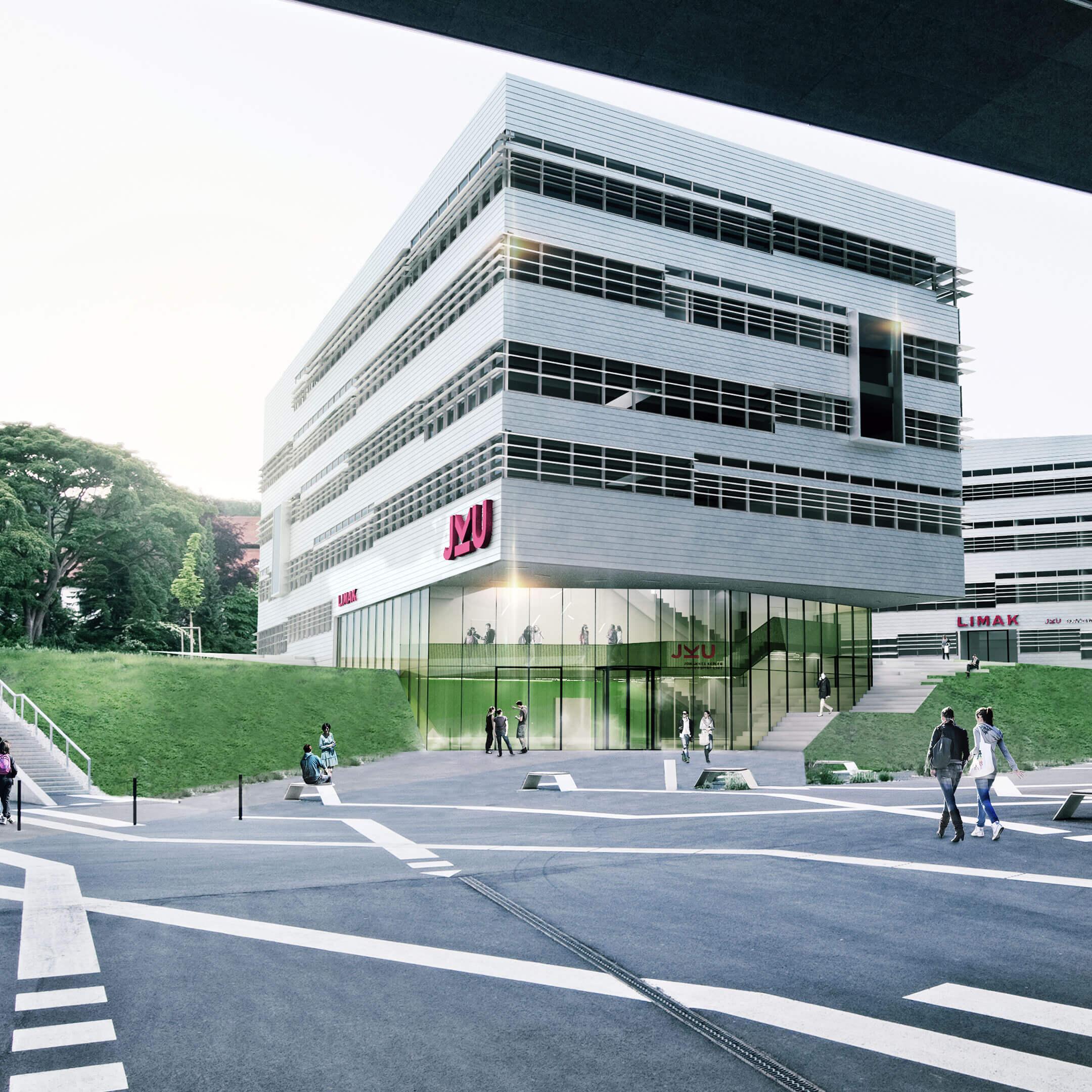 JKU-Linz-Sciencepark