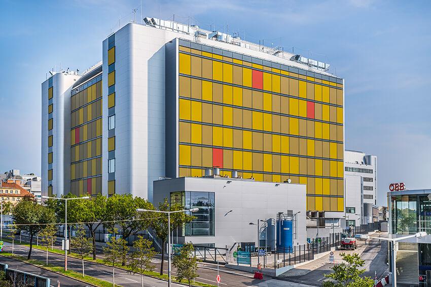 BI LSCC Quality Gebäude - DELTA PODS