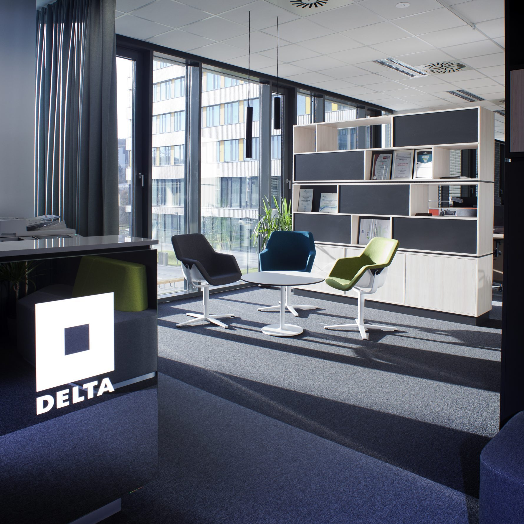 Delta Gruppe Slovakia Büro in Bratislava