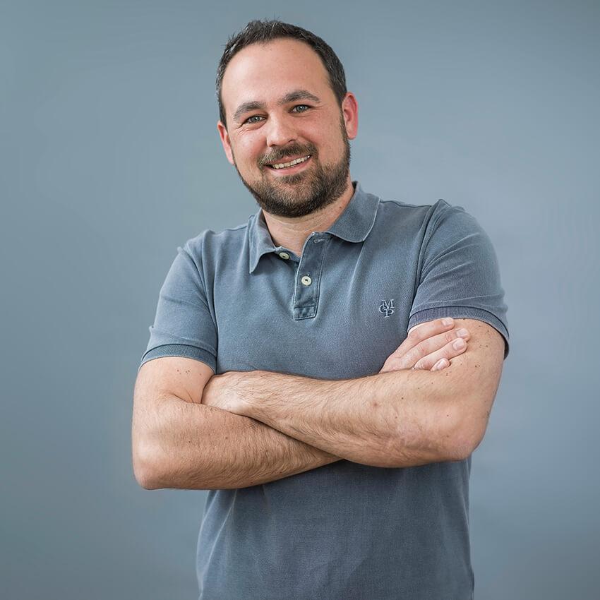 Portrait Stefan Reisinger
