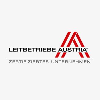 Zertifikat Leitbetriebe Austria
